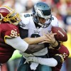 Washington Routs Eagles