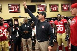 Jim Harbaugh NFL Coach of the year