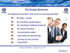 Enagic Business